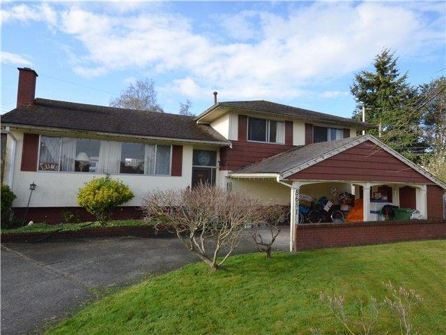 Main Photo: 8651 FAIRWAY RD in Richmond: Seafair House for sale : MLS®# V1014204