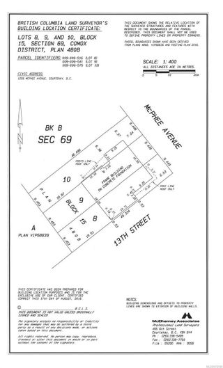 Photo 6: 1255 McPhee Ave in : CV Courtenay City Industrial for sale (Comox Valley)  : MLS®# 872066