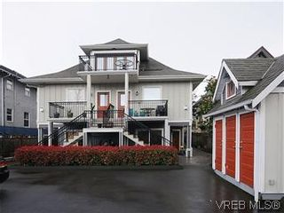 Photo 18: 5 2310 Wark St in VICTORIA: Vi Central Park Row/Townhouse for sale (Victoria)  : MLS®# 567630