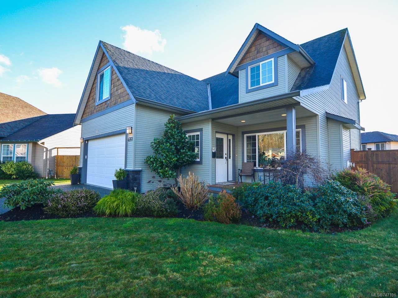 Main Photo: 4761 Cruickshank Pl in COURTENAY: CV Courtenay East House for sale (Comox Valley)  : MLS®# 747101