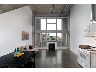 "Photo 2: 422 289 ALEXANDER Street in Vancouver: Hastings Condo for sale in ""THE EDGE"" (Vancouver East)  : MLS®# V890176"