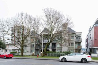 """Photo 1: 102 210 CARNARVON Street in New Westminster: Downtown NW Condo for sale in """"Hillside Heights"""" : MLS®# R2569940"""