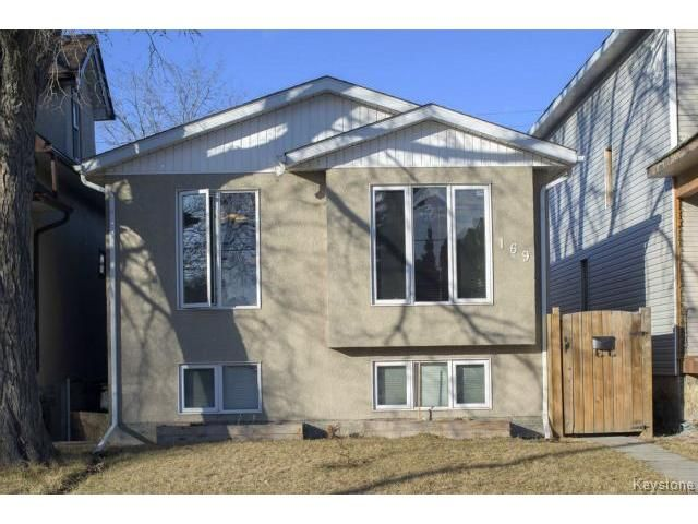 Main Photo: 169 Gordon Avenue in WINNIPEG: East Kildonan Residential for sale (North East Winnipeg)  : MLS®# 1507266