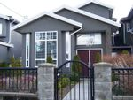 Property Photo: 8430 14TH AVE in Burnaby
