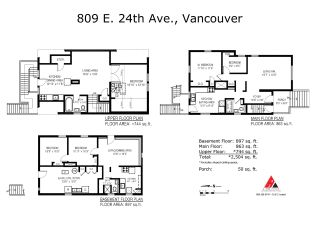 Photo 18: 809 E 24TH Avenue in Vancouver: Fraser VE House for sale (Vancouver East)  : MLS®# R2482539