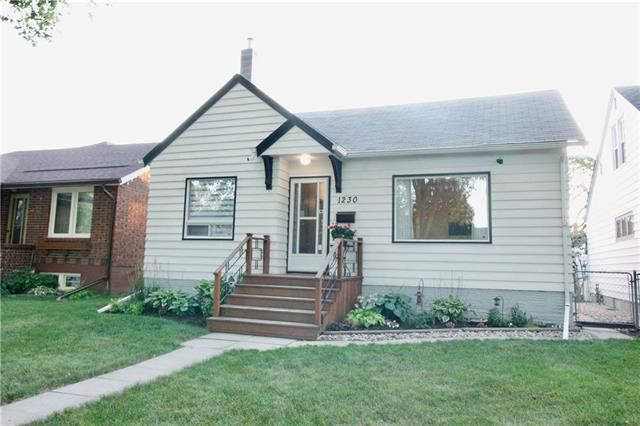 Main Photo: 1230 Dominion Street in Winnipeg: Sargent Park Residential for sale (5C)  : MLS®# 1922456