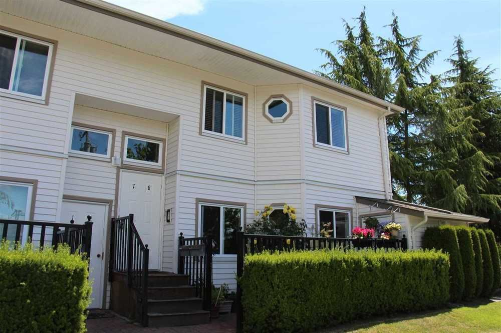 Main Photo: 7 12915 16 AVENUE in Surrey: Crescent Bch Ocean Pk. Home for sale ()  : MLS®# R2081228