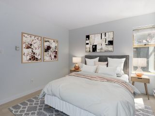 "Photo 7: 102 1820 W 3RD Avenue in Vancouver: Kitsilano Condo for sale in ""The Monterey"" (Vancouver West)  : MLS®# R2603716"