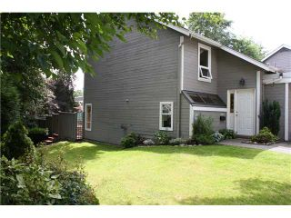 """Photo 2: 3480 LYNMOOR Place in Vancouver: Champlain Heights Townhouse for sale in """"MOORPARK"""" (Vancouver East)  : MLS®# V900458"""
