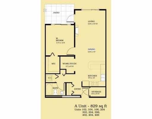 "Main Photo: 102 22255 122ND AV in Maple Ridge: West Central Condo for sale in ""MAGNOLIA GATE"" : MLS®# V578344"