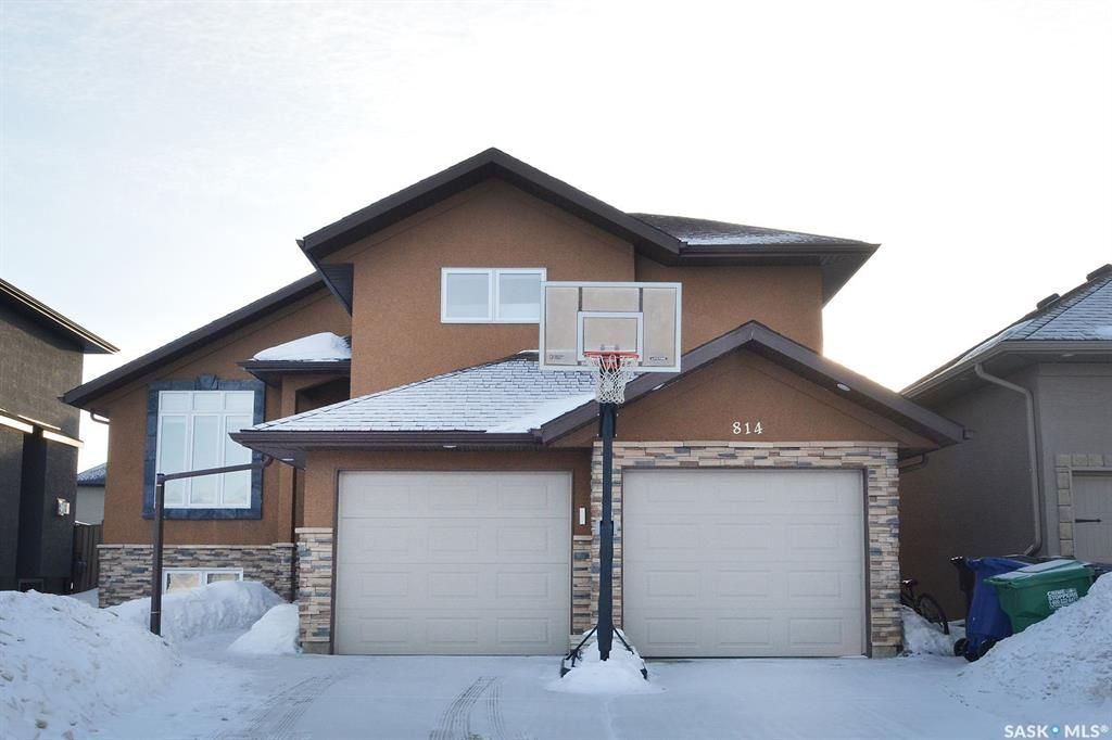 Main Photo: 814 Gillies Crescent in Saskatoon: Rosewood Residential for sale : MLS®# SK844433