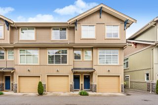 """Photo 1: 8 20966 77A Avenue in Langley: Willoughby Heights Townhouse for sale in """"Nature's Walk"""" : MLS®# R2576973"""