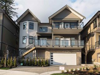 """Photo 1: 3537 ARCHWORTH Avenue in Coquitlam: Burke Mountain House for sale in """"PARTINGTON"""" : MLS®# R2222585"""