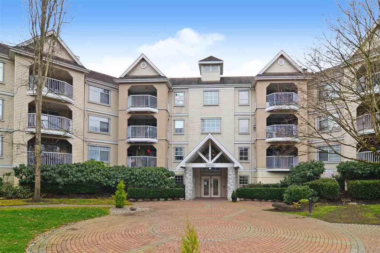 """Main Photo: 313 20894 57 Avenue in Langley: Langley City Condo for sale in """"BAYBERRY LANE"""" : MLS®# R2554939"""