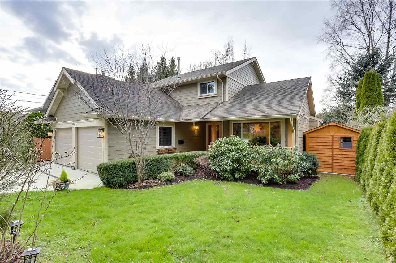 Main Photo: 1063 164 Street in Surrey: King George Corridor House for sale (South Surrey White Rock)  : MLS®# R2535700