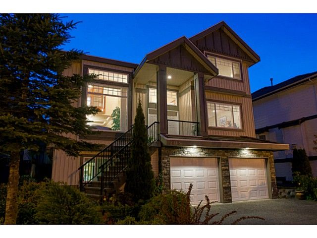 Main Photo: 2118 PARKWAY BV in Coquitlam: Westwood Plateau House for sale : MLS®# V1062905