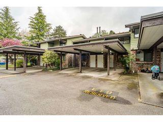 "Photo 1: 231 7449 140 Street in Surrey: East Newton Townhouse for sale in ""Glencoe Estates"" : MLS®# R2569593"