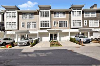 "Photo 1: 59 24108 104 Avenue in Maple Ridge: Albion Townhouse for sale in ""Ridgemont"" : MLS®# R2552085"