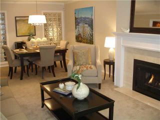 "Photo 2: # 206 3377 CAPILANO CR in North Vancouver: Capilano NV Condo for sale in ""Capilano Estates"" : MLS®# V860520"