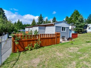 Photo 32: 50 1160 Shellbourne Blvd in CAMPBELL RIVER: CR Campbell River Central Manufactured Home for sale (Campbell River)  : MLS®# 829183