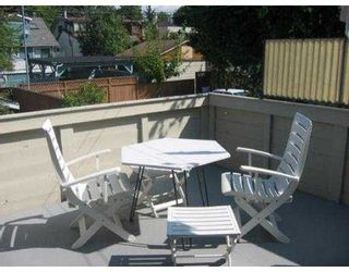 Photo 7: 3265 W 12TH AV in Vancouver: Kitsilano House for sale (Vancouver West)  : MLS®# V554580