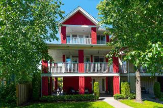 "Photo 1: 6 12060 7TH Avenue in Richmond: Steveston Village Townhouse for sale in ""Garry Pointe Parc"" : MLS®# R2585401"