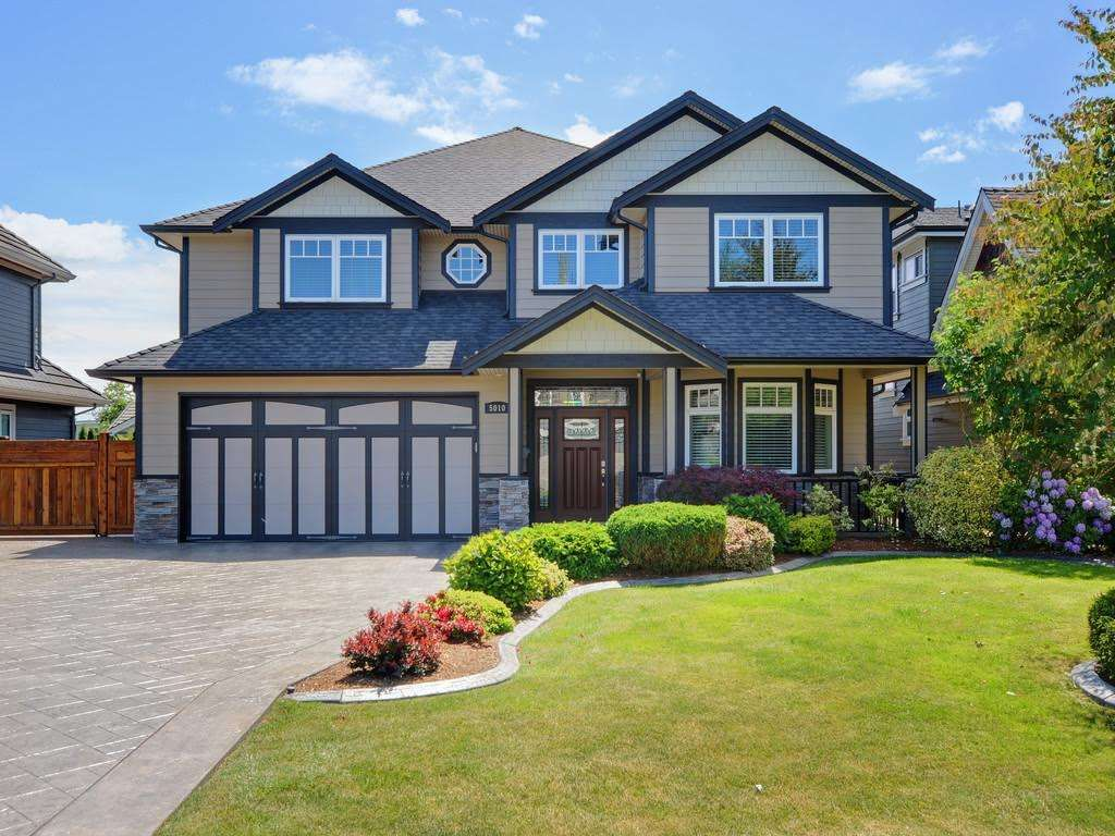 """Main Photo: 5010 FENTON Drive in Delta: Hawthorne House for sale in """"FENTON DRIVE"""" (Ladner)  : MLS®# R2274058"""