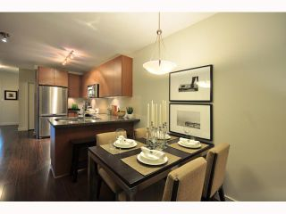 """Photo 3: 310 2008 E 54TH Avenue in Vancouver: Fraserview VE Condo for sale in """"CEDAR54"""" (Vancouver East)  : MLS®# V819372"""