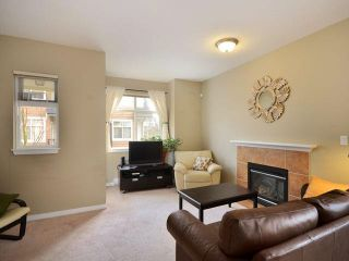 Photo 2: 7 7360 HEATHER Street in Richmond: McLennan North Townhouse for sale : MLS®# V925927