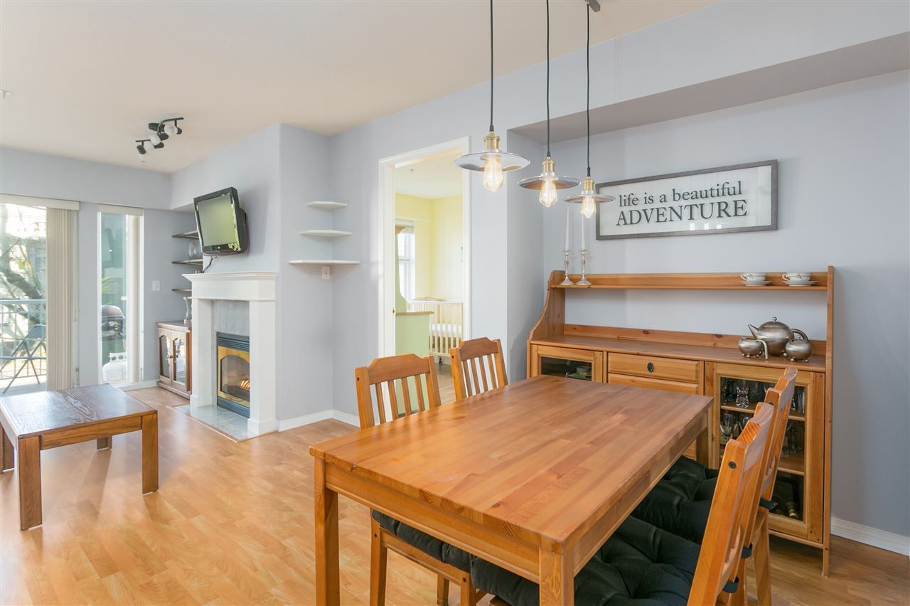 """Main Photo: 202 1915 E GEORGIA Street in Vancouver: Hastings Condo for sale in """"GEORGIA GARDENS"""" (Vancouver East)  : MLS®# R2218656"""