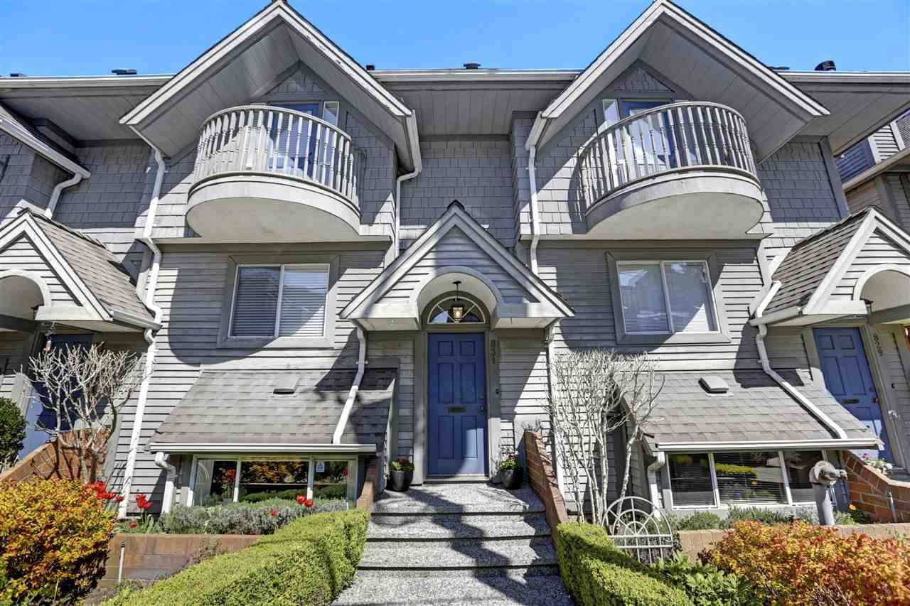 Main Photo: 831 W 7TH Avenue in Vancouver: Fairview VW Townhouse for sale (Vancouver West)  : MLS®# R2568152