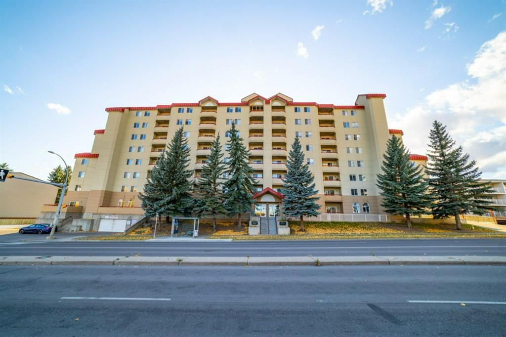 Main Photo: 602 2011 University Drive NW in Calgary: University Heights Apartment for sale : MLS®# A1151638