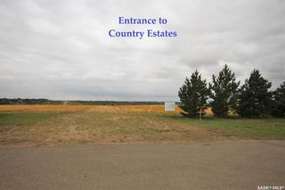 Photo 5: Lot 2 Blk 91 Country Estates Way in Battleford: Telegraph Heights Lot/Land for sale : MLS®# SK840249