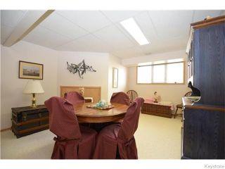 Photo 16: 12 Courland Bay in Winnipeg: West Kildonan / Garden City Residential for sale (North West Winnipeg)  : MLS®# 1616828