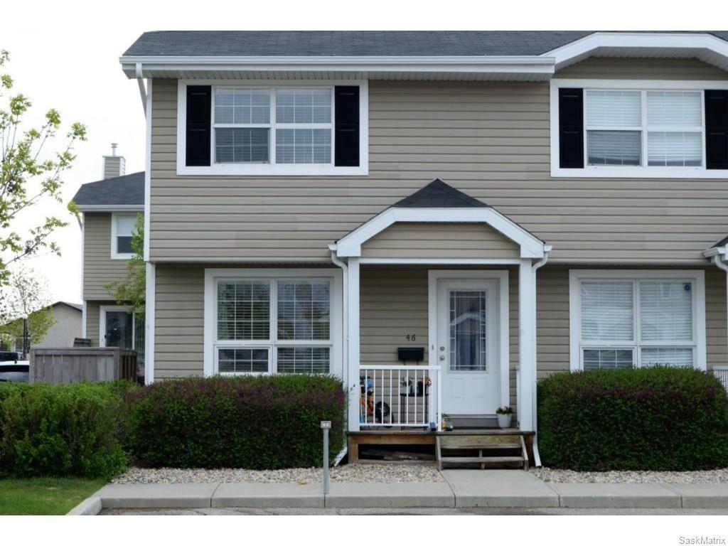 Main Photo: 46 4901 CHILD Avenue in Regina: Lakeridge RG Residential for sale : MLS®# SK611121