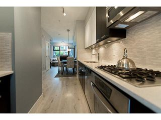 """Photo 14: 3651 COMMERCIAL Street in Vancouver: Victoria VE Townhouse for sale in """"Brix II"""" (Vancouver East)  : MLS®# V1087761"""