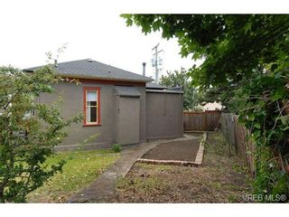 Photo 18: 120 St. Lawrence St in VICTORIA: Vi James Bay House for sale (Victoria)  : MLS®# 693945