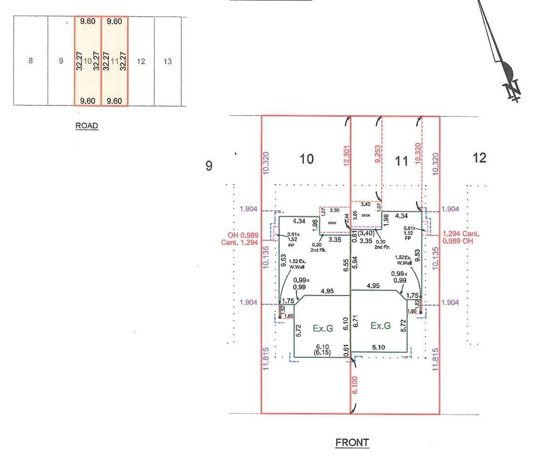 Main Photo: 4924 & 4920 49 Avenue: Gibbons Vacant Lot for sale : MLS®# E4224445