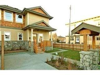 Photo 1: 156 Linden Ave in VICTORIA: Vi Fairfield West Half Duplex for sale (Victoria)  : MLS®# 421045