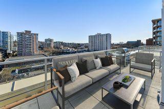 Photo 1: 1005 848 Yates St in : Vi Downtown Condo for sale (Victoria)  : MLS®# 874752