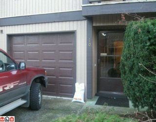 """Photo 1: 10 3015 TRETHEWEY Street in Abbotsford: Abbotsford West Townhouse for sale in """"BIRCH GROVE TERRACE"""" : MLS®# F1005172"""