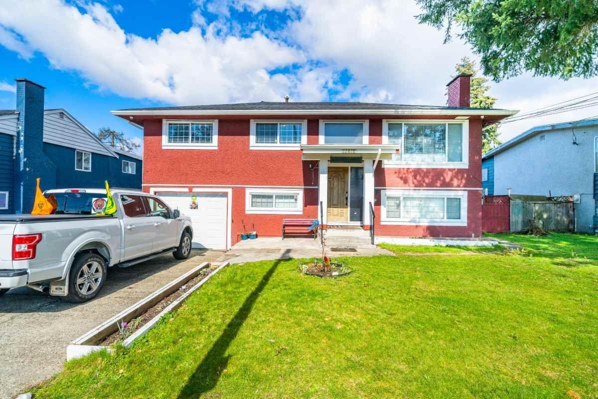 Main Photo: 12479 96 AVENUE Avenue in Surrey: Cedar Hills House for sale (North Surrey)  : MLS®# R2555563