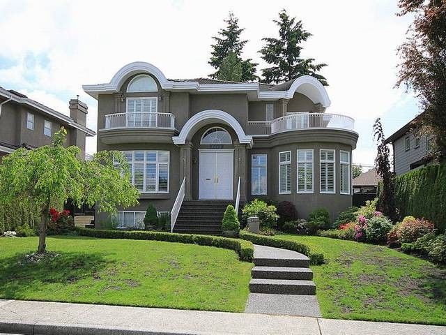 Main Photo: 8648 ARMSTRONG Avenue in Burnaby: The Crest House for sale (Burnaby East)  : MLS®# V1077433