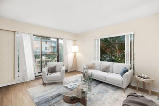 """Photo 4: 215 2222 PRINCE EDWARD Street in Vancouver: Mount Pleasant VE Condo for sale in """"Sunrise on the Park"""" (Vancouver East)  : MLS®# R2512276"""