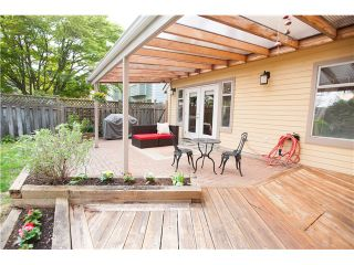Photo 17: 617 THURSTON Terrace in Port Moody: North Shore Pt Moody House for sale : MLS®# V1116599
