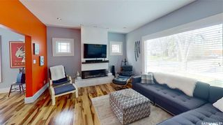 Photo 2: 266 Angus Crescent in Regina: Crescents Residential for sale : MLS®# SK854399