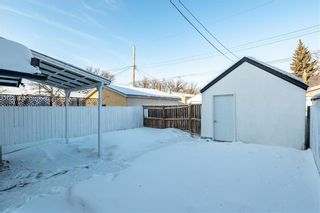 Photo 24: 221 Ottawa Avenue in Winnipeg: East Kildonan Residential for sale (3A)  : MLS®# 202103579