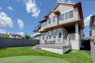 Photo 40: 748 ADAMS Way in Edmonton: Zone 56 House for sale : MLS®# E4228821