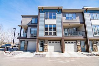 Main Photo: 306 125 Caribou Crescent: Red Deer Row/Townhouse for sale : MLS®# A1089027