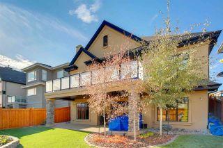 Photo 44: 609 HOWATT Drive in Edmonton: Zone 55 House for sale : MLS®# E4219527